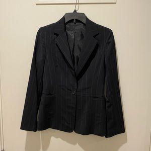 Vintage pinstripe blazer